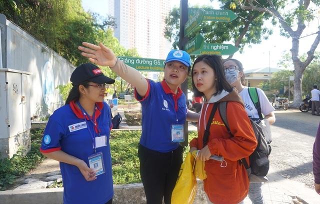 Gần 1.700 thí sinh dự thi Đánh giá năng lực tại Nha Trang - 2