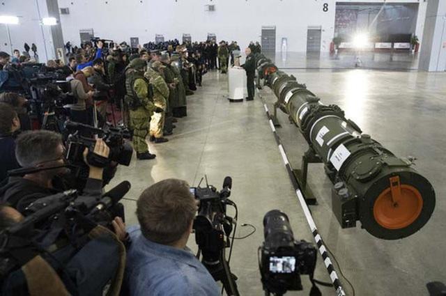 NATO - Nga chuẩn bị  kịch bản đối đầu - 1