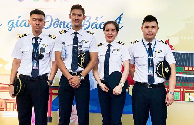 Nữ cơ phó 9x xinh đẹp: Từng không nghĩ sẽ làm phi công - 3