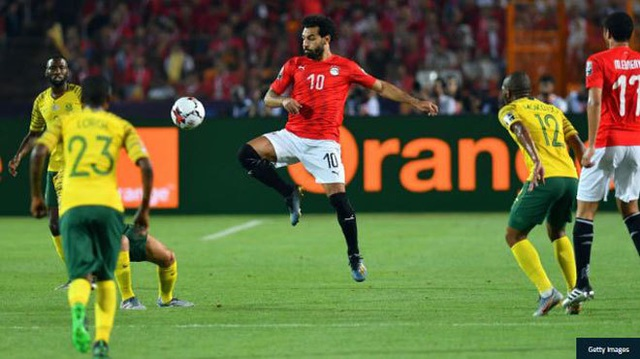 CAN 2019: Salah tịt ngòi, Ai Cập gục ngã trước Nam Phi - 1