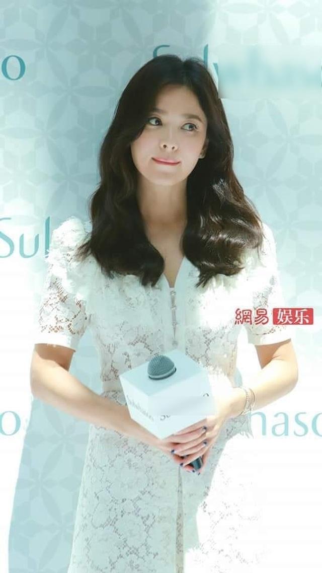 Song Hye Kyo xuất hiện lần đầu sau tuyên bố ly hôn - 3