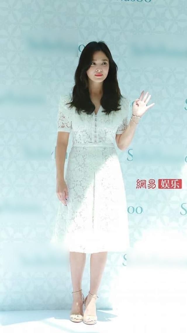 Song Hye Kyo xuất hiện lần đầu sau tuyên bố ly hôn - 1