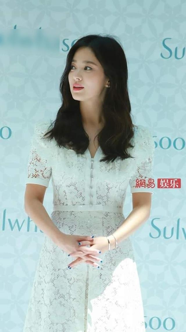 Song Hye Kyo xuất hiện lần đầu sau tuyên bố ly hôn - 2