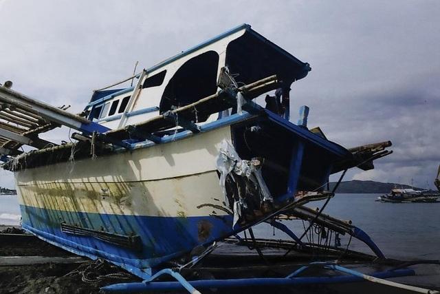 Công bố kết quả điều tra vụ tàu Philippines bị đâm chìm tại Biển Đông - 1