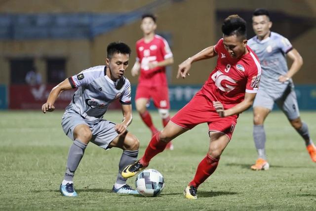 Thua sát nút Viettel, TP HCM có nguy cơ mất ngôi đầu V-League - 2