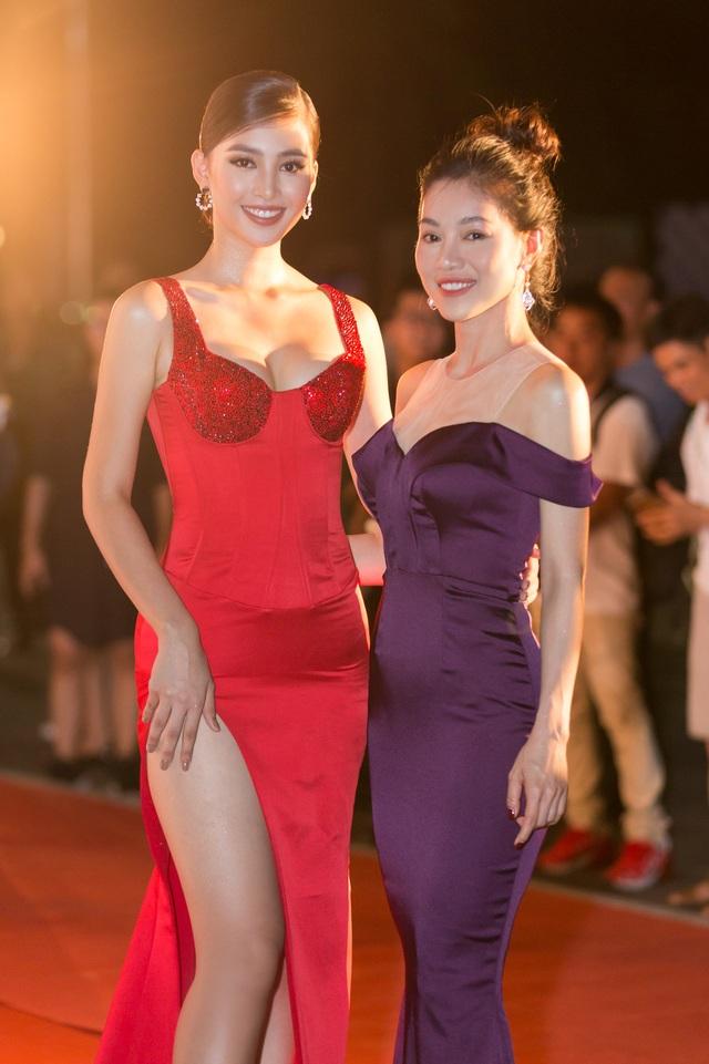 Dàn trai tài, gái sắc sải bước trên thảm đỏ Miss World Việt Nam 2019 - 5