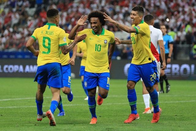 Chủ nhà Brazil sẽ hủy diệt Peru để vô địch Copa America? - 2