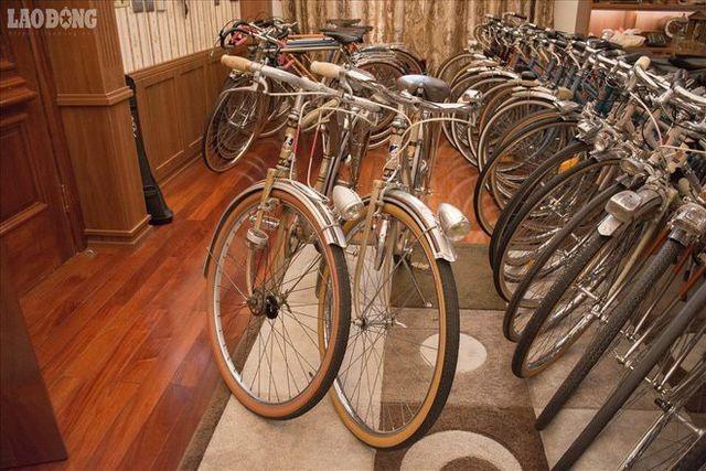Những chiếc xe đạp Peugeot từng rất đắt giá, có người từng phải đổi bằng một căn nhà mặt phố Hàng Đào.
