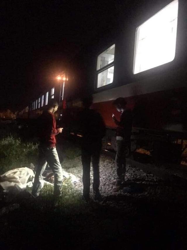 Tai nạn đường sắt ở Quảng Nam