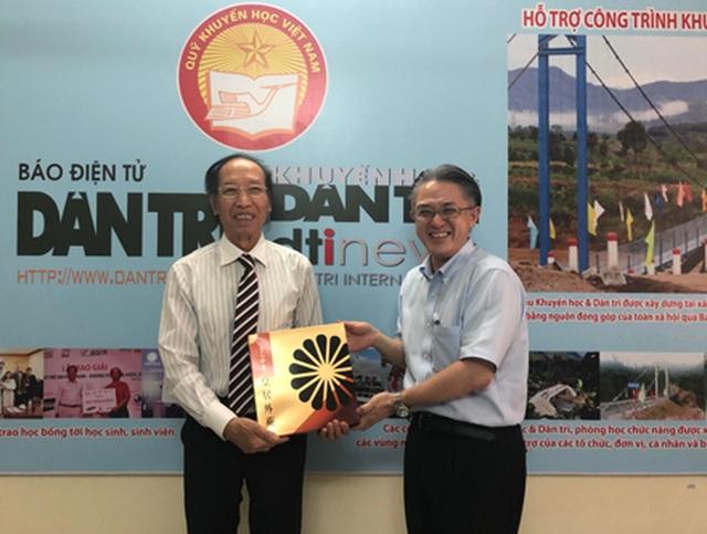 Tổ chức Shinnyo-en Nhật Bản phối hợp Quỹ Khuyến học Việt Nam tiếp tục tài trợ học sinh, sinh viên nghèo vượt khó - 5