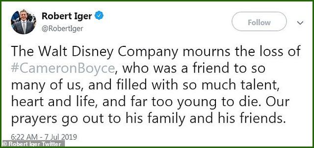 Hollywood thương tiếc nam diễn viên đột ngột qua đời ở tuổi 20 - 3