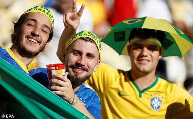 Chiến thắng trong thế thiếu người, Brazil vô địch Copa America - 16
