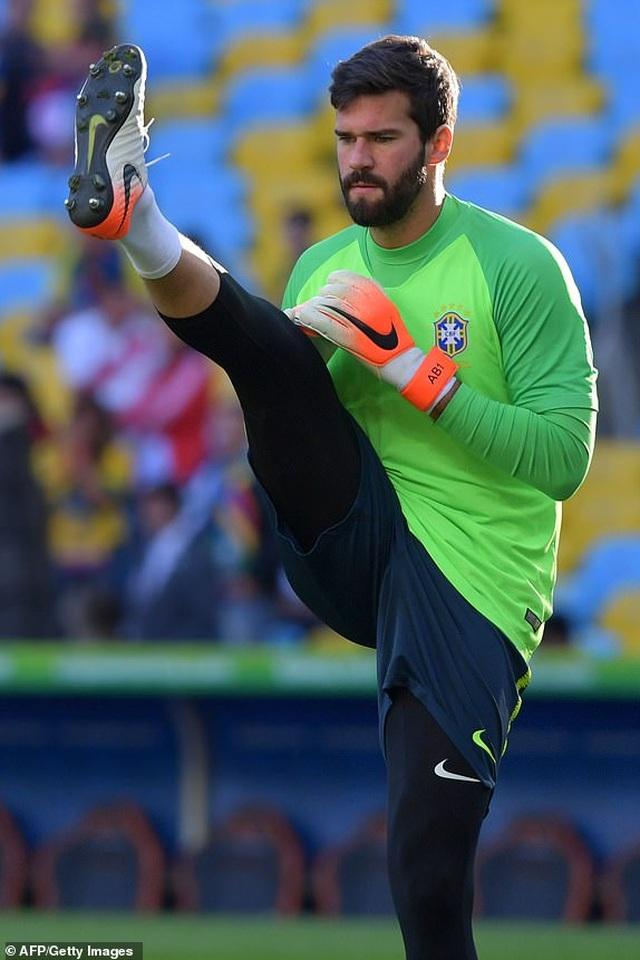 Chiến thắng trong thế thiếu người, Brazil vô địch Copa America - 15