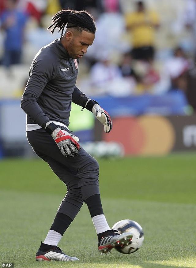 Chiến thắng trong thế thiếu người, Brazil vô địch Copa America - 14
