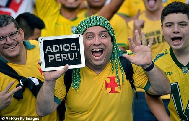 Chiến thắng trong thế thiếu người, Brazil vô địch Copa America - 18