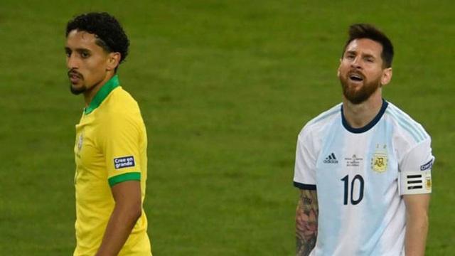 Hàng loạt ngôi sao Brazil bất ngờ lên tiếng công kích Messi - 1