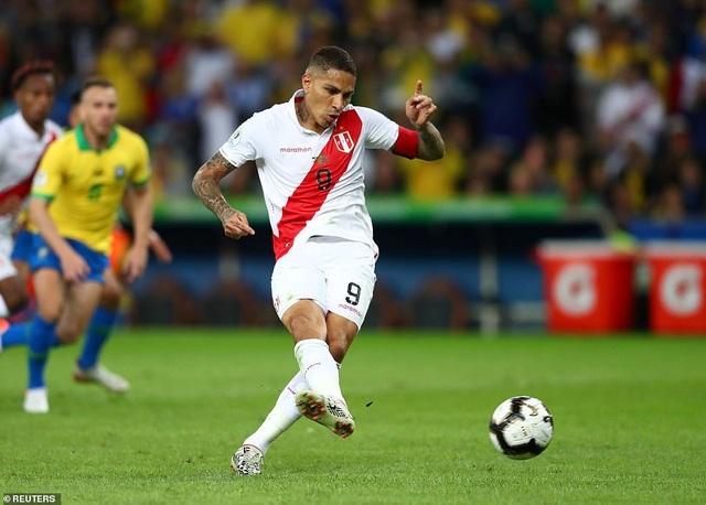 Những khoảnh khắc Brazil hạ Peru để vô địch Copa America 2019 - 3