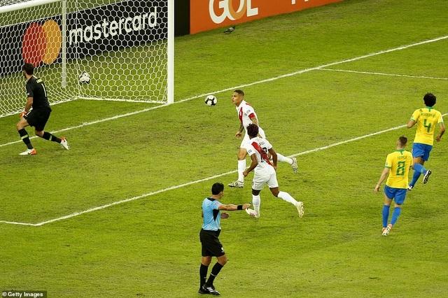 Những khoảnh khắc Brazil hạ Peru để vô địch Copa America 2019 - 4