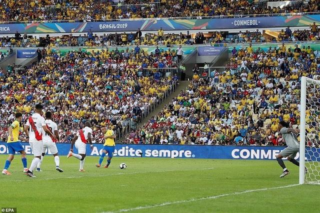 Những khoảnh khắc Brazil hạ Peru để vô địch Copa America 2019 - 2