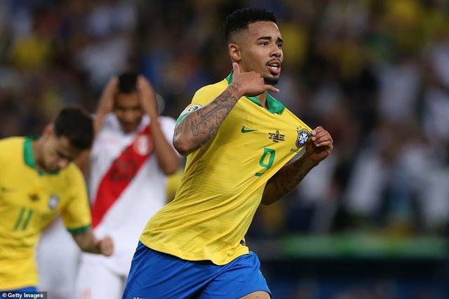 Những khoảnh khắc Brazil hạ Peru để vô địch Copa America 2019 - 5