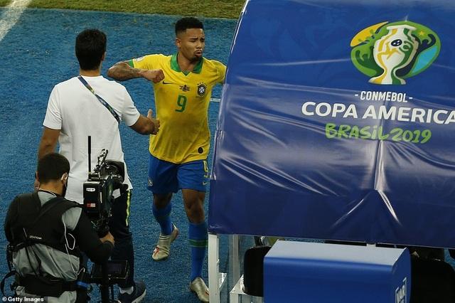 Những khoảnh khắc Brazil hạ Peru để vô địch Copa America 2019 - 9