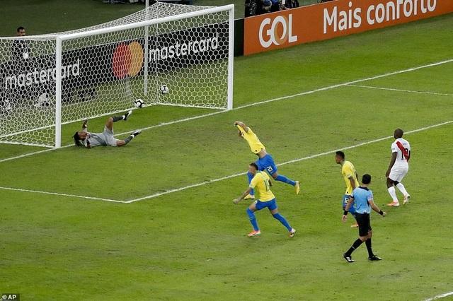 Những khoảnh khắc Brazil hạ Peru để vô địch Copa America 2019 - 6