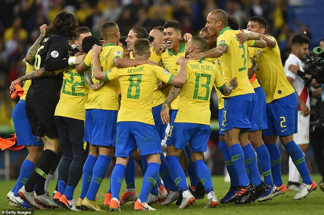 Những khoảnh khắc Brazil hạ Peru để vô địch Copa America 2019 - 19