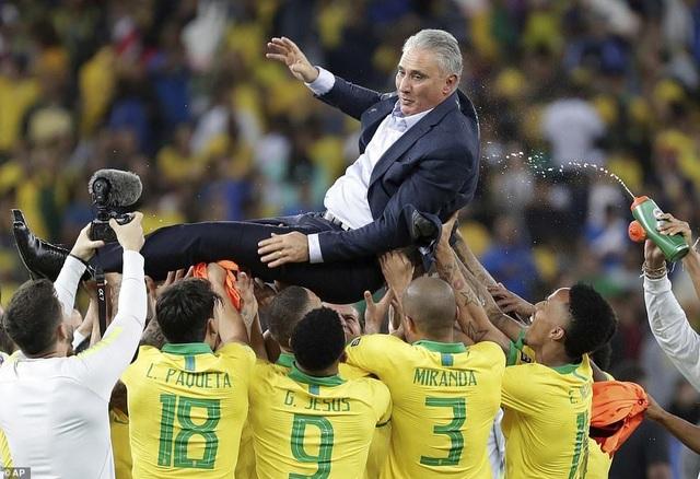Những khoảnh khắc Brazil hạ Peru để vô địch Copa America 2019 - 17