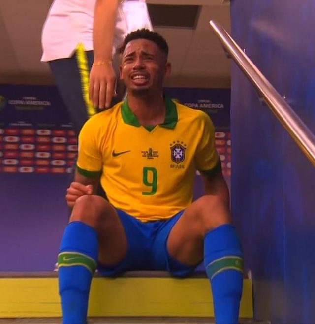 Những khoảnh khắc Brazil hạ Peru để vô địch Copa America 2019 - 10