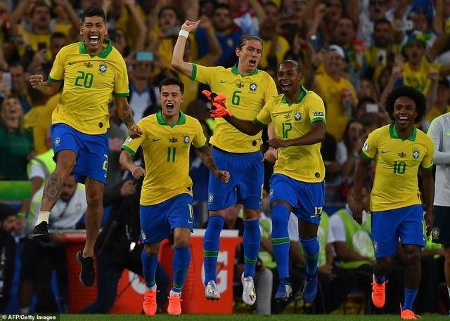 Những khoảnh khắc Brazil hạ Peru để vô địch Copa America 2019 - 18