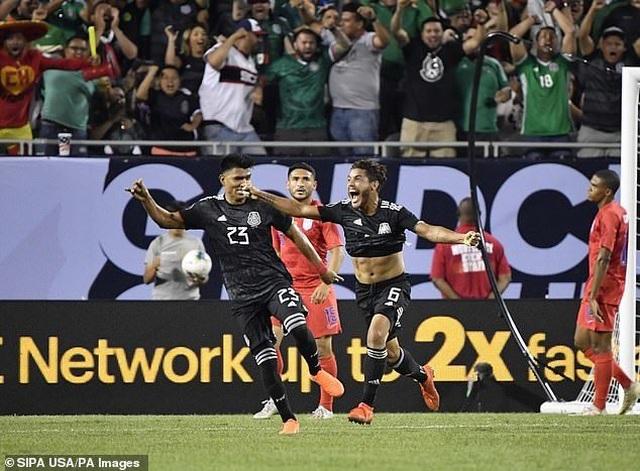Đánh bại tuyển Mỹ, Mexico lần thứ 11 vô địch Gold Cup - 2