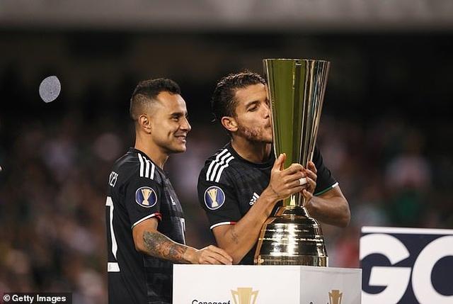 Đánh bại tuyển Mỹ, Mexico lần thứ 11 vô địch Gold Cup - 6