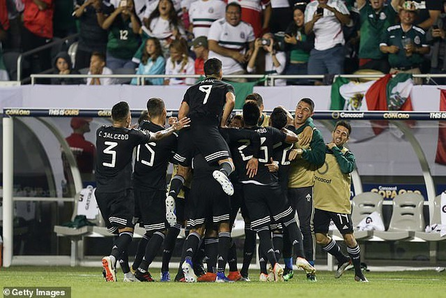 Đánh bại tuyển Mỹ, Mexico lần thứ 11 vô địch Gold Cup - 1