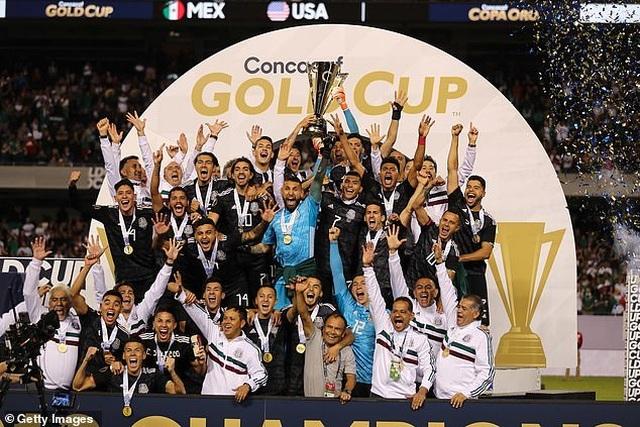 Đánh bại tuyển Mỹ, Mexico lần thứ 11 vô địch Gold Cup - 5