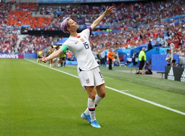 Hạ gục nữ Hà Lan, nữ Mỹ vô địch World Cup - 1