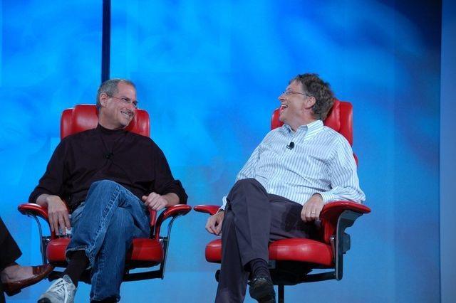 Bill Gates nói Steve Jobs có ma thuật mê hoặc người dùng đến với sản phẩm Apple - 3