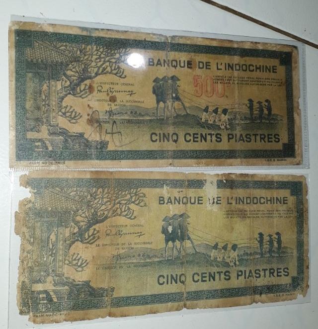 300 bộ tiền xưa Việt Nam vô cùng độc lạ hiếm của thầy giáo An Giang - 3