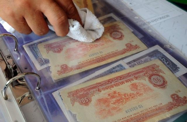 300 bộ tiền xưa Việt Nam vô cùng độc lạ hiếm của thầy giáo An Giang - 6