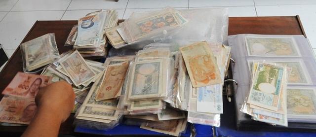 300 bộ tiền xưa Việt Nam vô cùng độc lạ hiếm của thầy giáo An Giang - 8