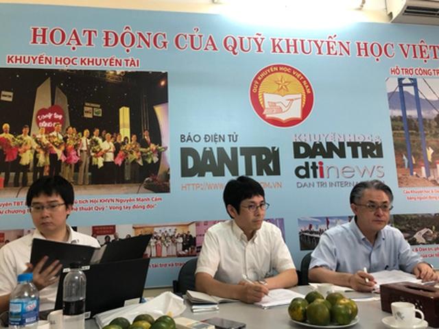 Tổ chức Shinnyo-en Nhật Bản phối hợp Quỹ Khuyến học Việt Nam tiếp tục tài trợ học sinh, sinh viên nghèo vượt khó - 2