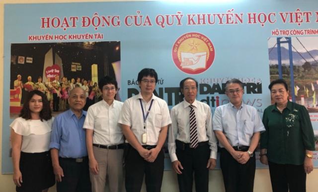 Tổ chức Shinnyo-en Nhật Bản phối hợp Quỹ Khuyến học Việt Nam tiếp tục tài trợ học sinh, sinh viên nghèo vượt khó - 7