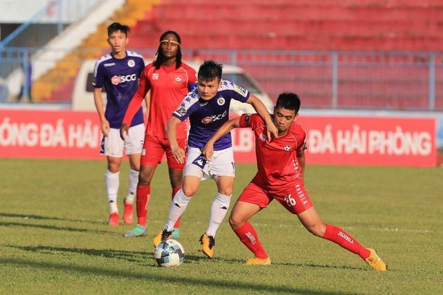 Văn Quyết lập công, CLB Hà Nội đòi lại ngôi đầu V-League - 2