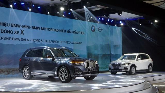 Hàng loạt mẫu xe sang làm sôi động thị trường trong nước tháng 7 - 1