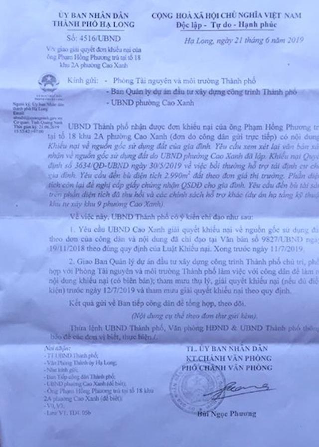Quảng Ninh: Dân thắng kiện chính quyền, bản án không biết bao giờ thành… hiện thực! - 1