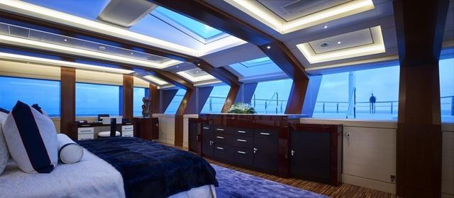 Chiếc siêu du thuyền cho thuê với giá hơn 29 tỉ đồng một tuần - 3