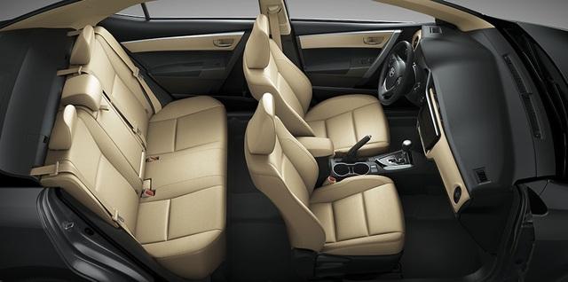 """Toyota Việt Nam dành tặng ưu đãi đặc biệt với mẫu xe """"không tuổi"""" Corolla Altis - 2"""