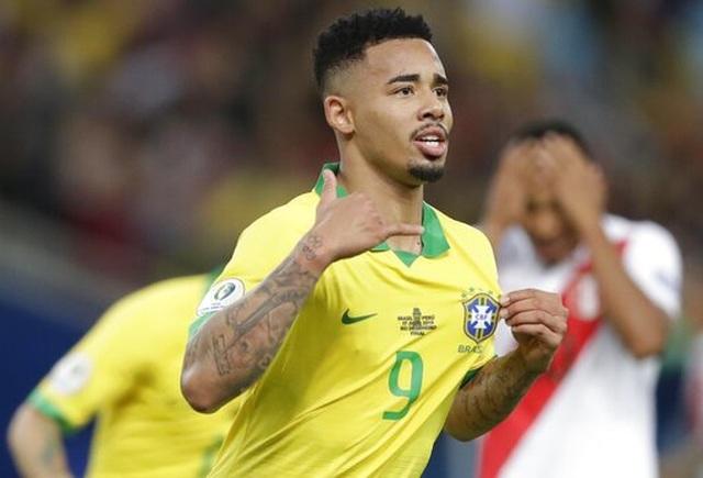 Chiến thắng trong thế thiếu người, Brazil vô địch Copa America - 7