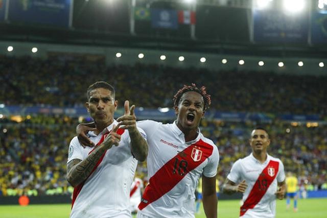 Chiến thắng trong thế thiếu người, Brazil vô địch Copa America - 8