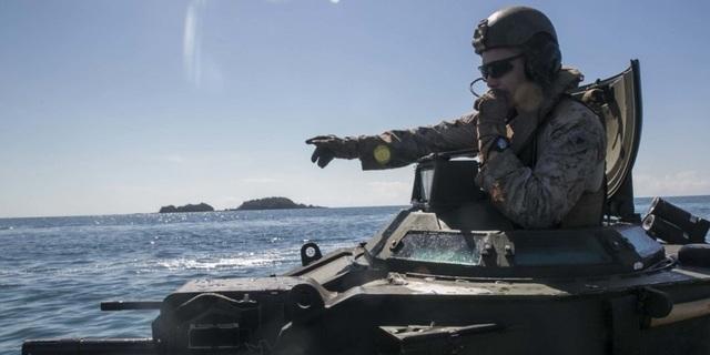 Australia nghi Trung Quốc điều tàu chiến do thám tập trận chung với Mỹ - Nhật - 2