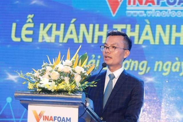 VinaFoam đưa nhà máy chất tạo bọt chữa cháy vào hoạt động - 2